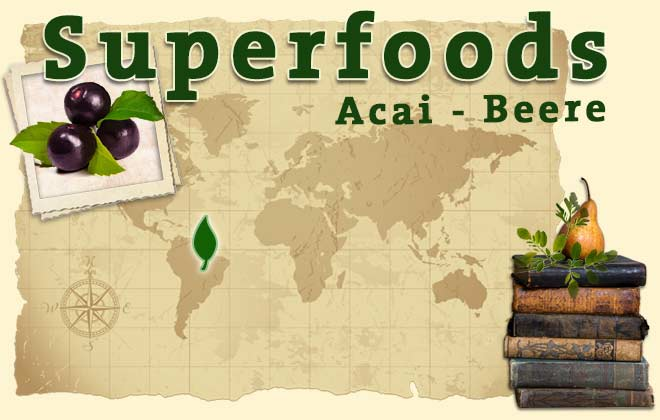Superfood Brasilien